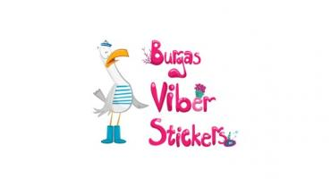 Burgas launches its first Viber stickers