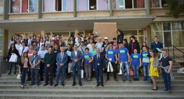 ICT Cluster Burgas supported the young talents of Hakatan 2018 Burgas