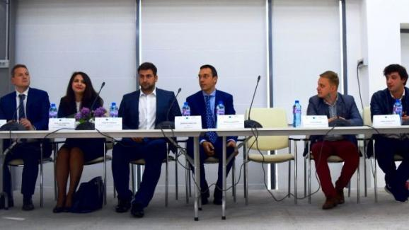 European opportunities for young entrepreneurs in Burgas